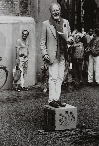 gadedigteren rundetaarn 1990